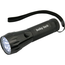Advertising Starburst LED Flashlight