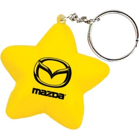 Star Key Chain (Economy)