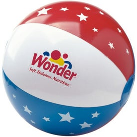 Stars and Stripes USA Beach Ball