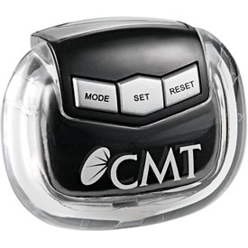 Personalized Stay Fit Training Pedometer