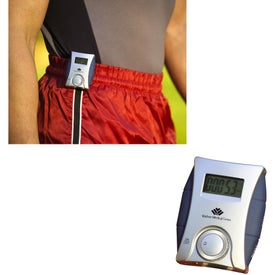 StayFit Multi Function Pedometer for Advertising