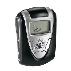 StayFit ProStep Multi-Function Pulse Pedometer