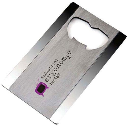 Steel Bottle Opener