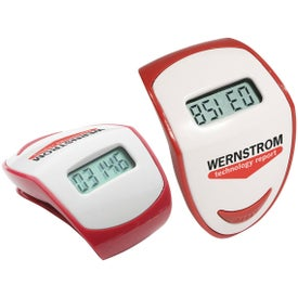 Step Hero Pedometer Imprinted with Your Logo