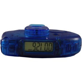 Imprinted Step-it Up Pedometer