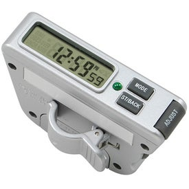 Stethoscope Clip Timer With BMI Functions Printed with Your Logo