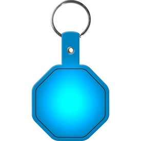 Stop Sign Key Tag for Your Organization