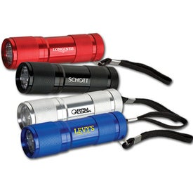 Stormy Metal Flashlights