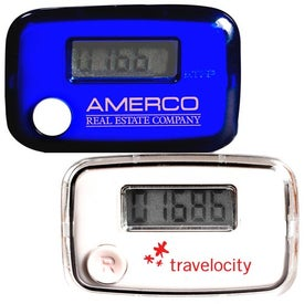 Stride Pal Step Meter Branded with Your Logo