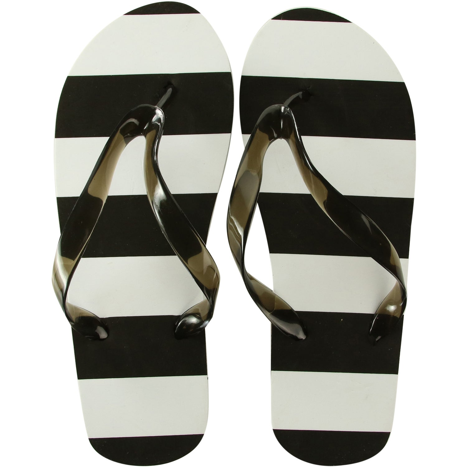 49650dcdad749b Striped Adult Flip Flops
