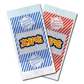 Striped Print Bag