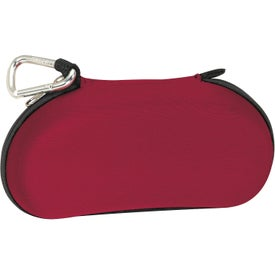 Structured Sunglasses Case with Your Logo