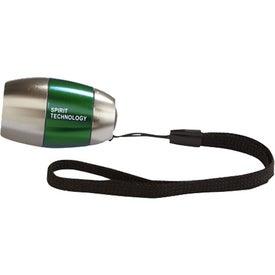 Customized Stubby Flashlight