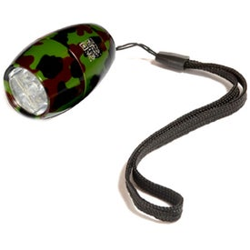 Stubby Flashlight for Promotion