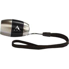Branded Stubby Flashlight