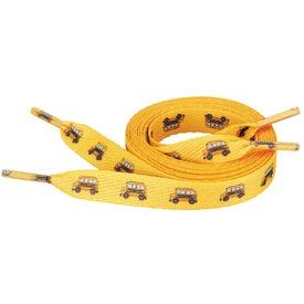 """Sublimation Shoelaces (1/2"""" x 45"""")"""
