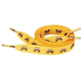"""Sublimation Shoelaces (1/2"""" x 64"""")"""