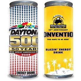 Advertising Sugar Free Energy Drink