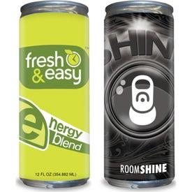 Sugar Free Energy Drink (8.4 Oz., Full Color)