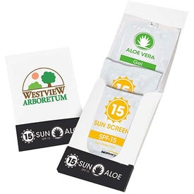 Sun and Aloe Pocket Pack