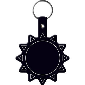 Personalized Flexible Sun Key Tag