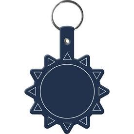 Branded Flexible Sun Key Tag