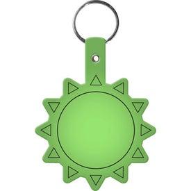 Flexible Sun Key Tag for Marketing