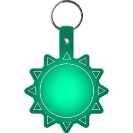 Flexible Sun Key Tag for Your Church