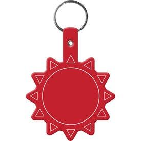 Printed Flexible Sun Key Tag