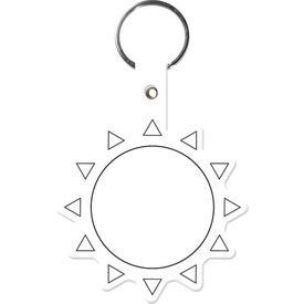 Company Flexible Sun Key Tag