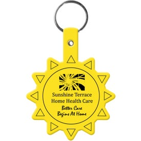 Flexible Sun Key Tag for Your Company