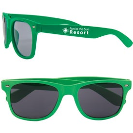 Sunglasses Imprinted with Your Logo