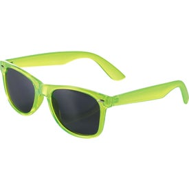Sun Ray Sunglasses with Your Slogan