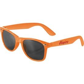 Imprinted Sun Ray Sunglasses