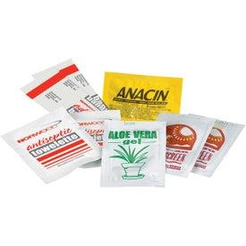 Sunburst Care Kit for Advertising