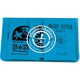 Branded Sunburst Care Kit