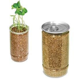 Sunflower-In-A-Can for Marketing