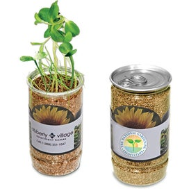 Sunflower-In-A-Can for Promotion
