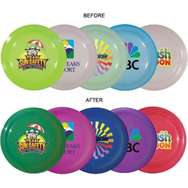 Sun Fun Color Changing Value Flyers (Full Color Logo)
