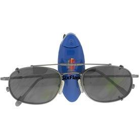 Customized Sunglass Clip