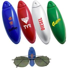 Company Promotional Sunglass Clip