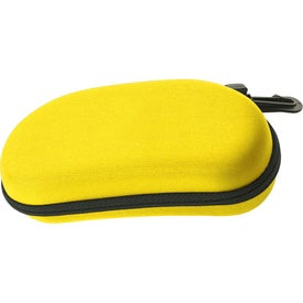 Logo Sunglass Case