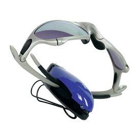 Personalized Sunglass Visor Clip