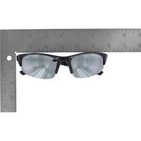 Advertising Sunglasses with Multi-color Lenses