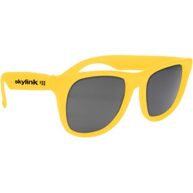 Advertising Sunglasses