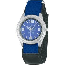 Printed Sunray Sport Watch