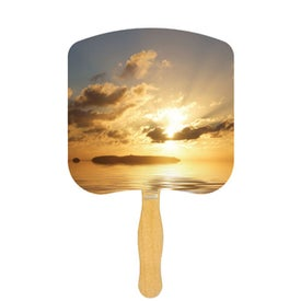 Sunrise Inspirational Fan