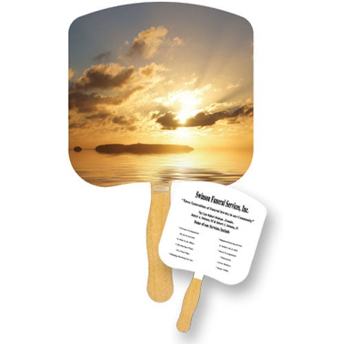 Sunrise Inspirational Fan