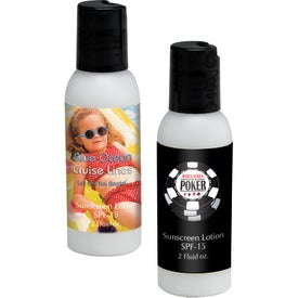 Sunrise Sunscreen Lotion - SPF15