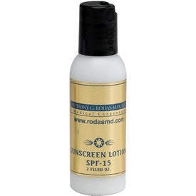 Sunrise Sunscreen Lotion - SPF30 Branded with Your Logo